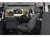 VW Caddy Transfer from Wheelchair to drive vehicle Auto remote open 6 way seat
