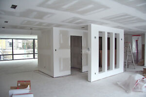 Drywall Company hiring Tapers, Drywallers and Steel Framers