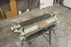 Bar Folder Metal Brake
