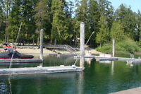 Sproat Lake mobile home - Immaculate!