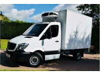 2016 Mercedes-Benz Sprinter 314 Insulated/Refrigerated Van Diesel Manual