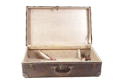 Beautiful Old Suitcase Travel Cases Old Vintage for sale  Shipping to South Africa