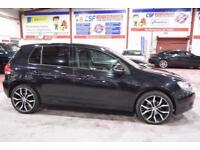 2010 60 VOLKSWAGEN GOLF 1.6 MATCH TDI DSG 5D AUTO 103 BHP DIESEL