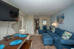 Myrtle Beach Condo for Rent Monthly (2 Bedroom - Ocean View)