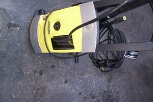 ELECTRIC POWER WASHER KARCHER  K-5 TOP OF LINE