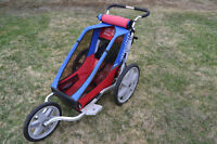 Chariot Cheetah 1 - Stroller, Jogger and Bike Trailer