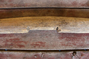 Old Wooden Gamlin Stick - Great Display Piece For Wall London Ontario image 4