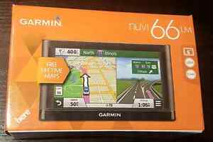Brand New Garmin nüvi 66LMT GPS with Lifetime Maps   West Island Greater Montréal image 1