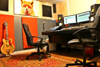 RECORDING STUDIO/STUDIO D'ENREGISTREMENT