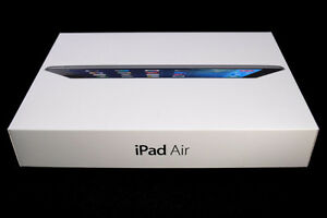iPad Air 16GB with Cases