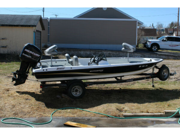 Used 2008 Stratos Boat Co 176XT