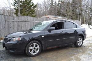 2006 Mazda Mazda3 Sedan