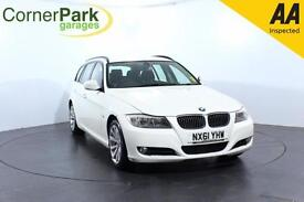 2011 BMW 3 SERIES 318D SE TOURING ESTATE DIESEL