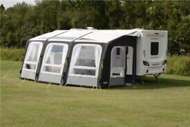Kampa ace air pro 500 awning +extension+ extras