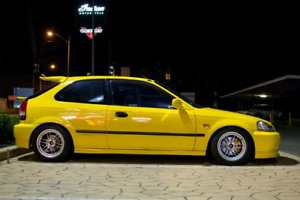 Wanted: CIVIC HATCH