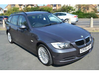 BMW 318 2.0TD Touring 2006 ES, 116K MILES, FULL S/HISTORY, JULY MOT