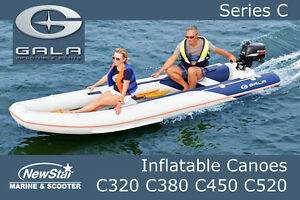 East Coast Dealer - In-stock Inflatable canoes and RHIB Boats