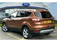 2018 Ford Kuga 1.5 EcoBoost 182 Titanium X 5dr Auto Hatchback Petrol Automatic