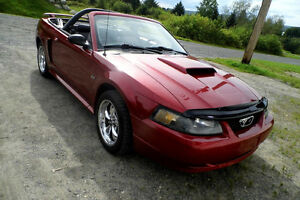 2003 Ford Mustang GT Cabriolet decapotable