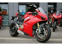 Ducati Panigale V4-S - Fantastic Condition - Ducati Sheffield 01142525454