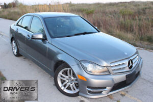 2013 Mercedes-Benz C300 | 4Matic | Sports Pack | Accident Free