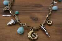 lucky brand sea charm necklace