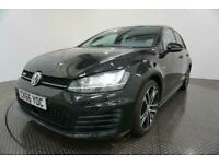 2016 Volkswagen Golf 2.0 GTD 5d 181 BHP-2 OWNER CAR-30 ROAD TAX-HEATED SEATS-BLU