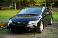 2010 Honda Civic DX-A 5 vitesses excellente condition 108 000 km