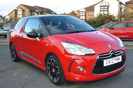 Citroen DS3 1.6e-HDi Airdream DStyle Plus, 43K MILES, FULL CITROEN HISTORY