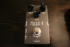 Mr. Mark (Mark 4) guitar pedal
