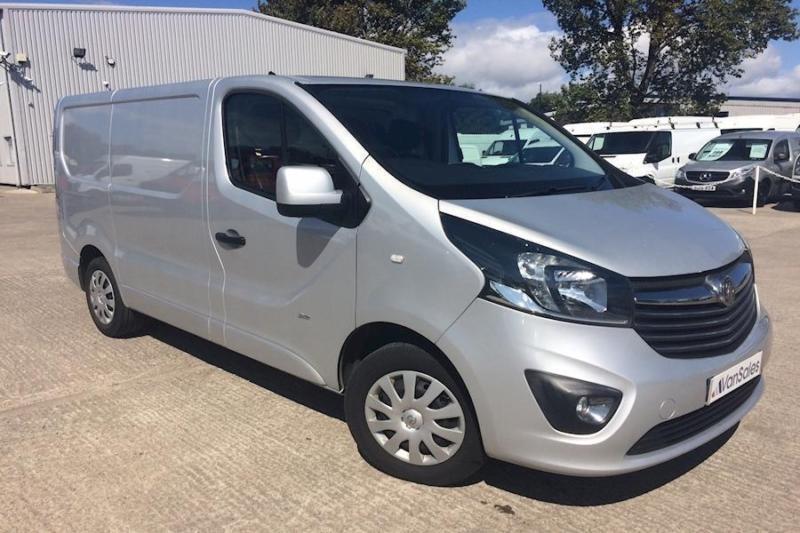 New Vauxhall Vivaro L1 SWB Sportive Panel Van *Finance Available*
