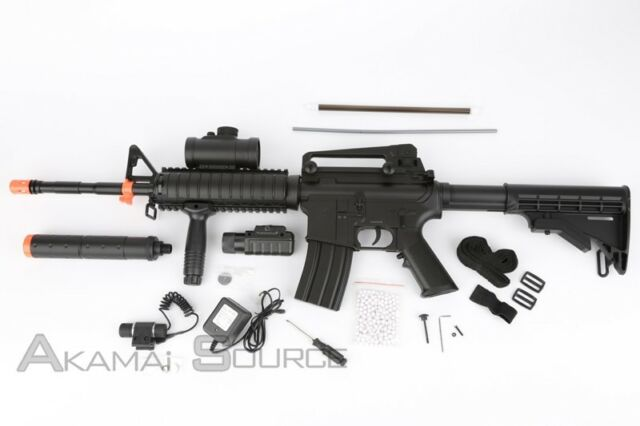 Which of these Airsoft guns is best? 10 points?
