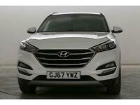 2017 Hyundai Tucson 1.6 GDi Blue Drive SE SUV Petrol Manual