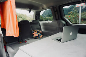 2004 Ford Freestar Campervan