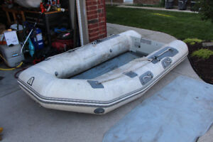 inflatable dinghy achilies 10.2