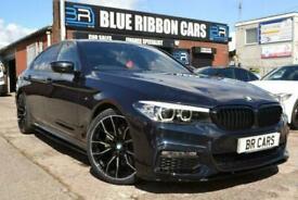 image for 2018 18 BMW 5 SERIES 2.0 520D XDRIVE M SPORT 4D 188 BHP DIESEL, M PERFORMANCE