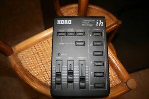 Korg IH Interactive Harmonizer