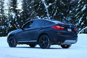 2018 BMW X4 xDrive28i Sports Activity Coupe / Lease Takeover