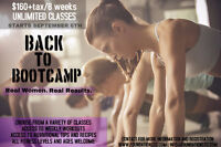 Women's only BOOTCAMPS!