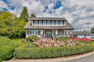 Extraordinary 5.25 Acres of House & Acreage