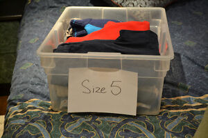 Boy Clothes, size 5