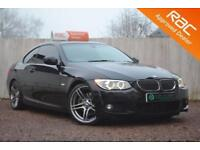 2012 62 BMW 3 SERIES 3.0 325D SPORT PLUS EDITION 2D AUTO 202 BHP DIESEL