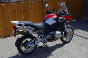 BMW R 1200 GS. Best GS you will find for the money