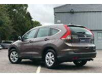 2014 Honda CR-V S I-Vtec 4X2 Manual MPV Petrol Manual