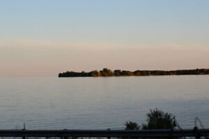 3 ACRE LOT ON LOYALIST PARKWAY WITH WATER VIEW.