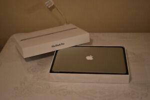 Macbook pro 15 late 2013 512 SSD 16 GB