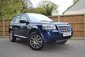 2010 Land Rover Freelander 2 2.2Td4 Diesel 4X4 Auto HSE £273 A Month £0 Deposit