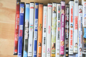 Comedy Dvd's for sale