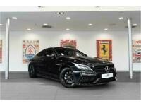 2018 Mercedes-Benz C Class Amg C 63 Premium Coupe Petrol Manual