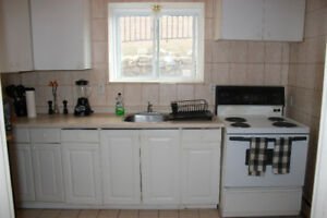 1 bedroom apart. in a well-maint., clean and quiet 6 unit bldg.